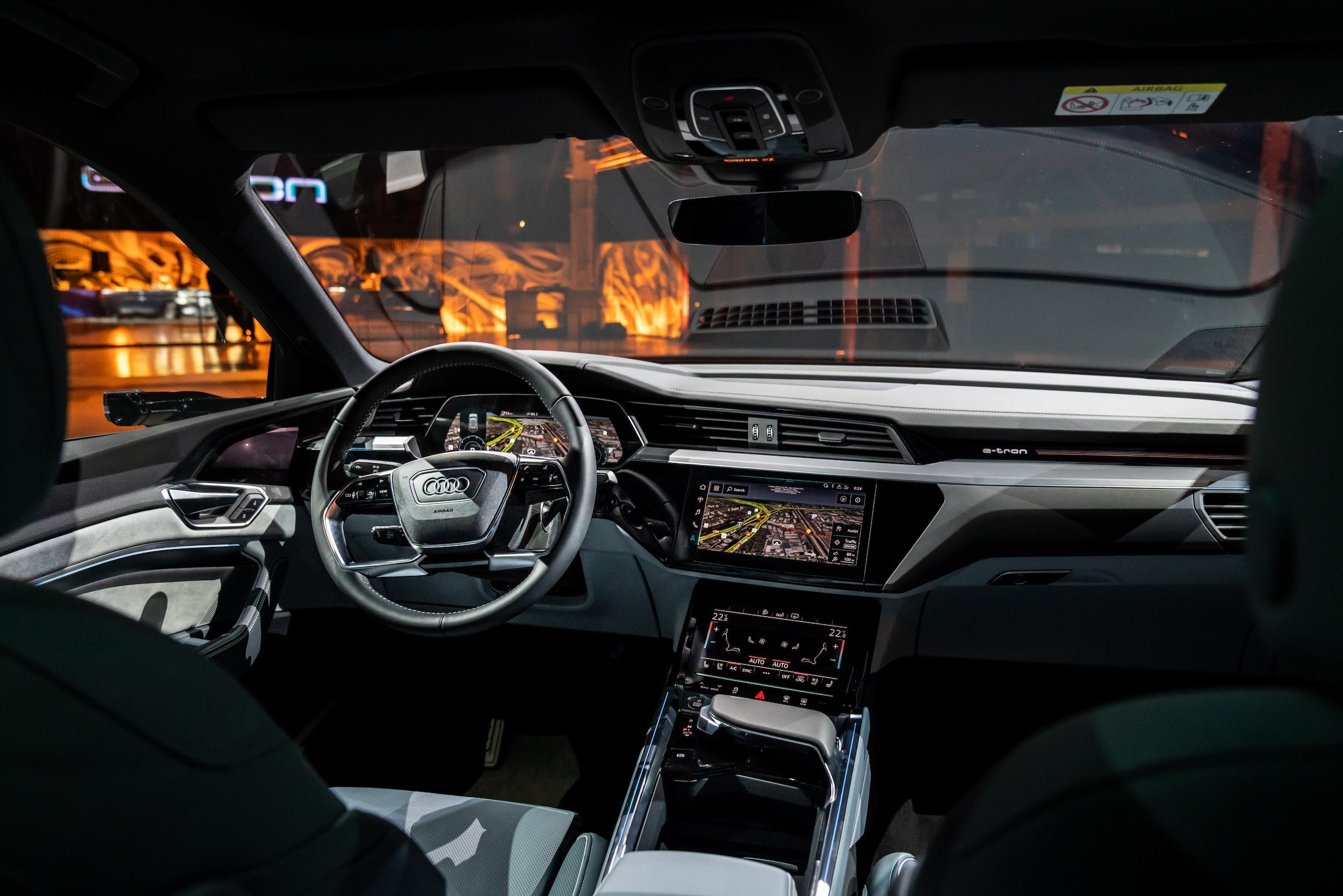 Weltpremiere in L.A.: Der Audi e-tron Sportback ist da 6