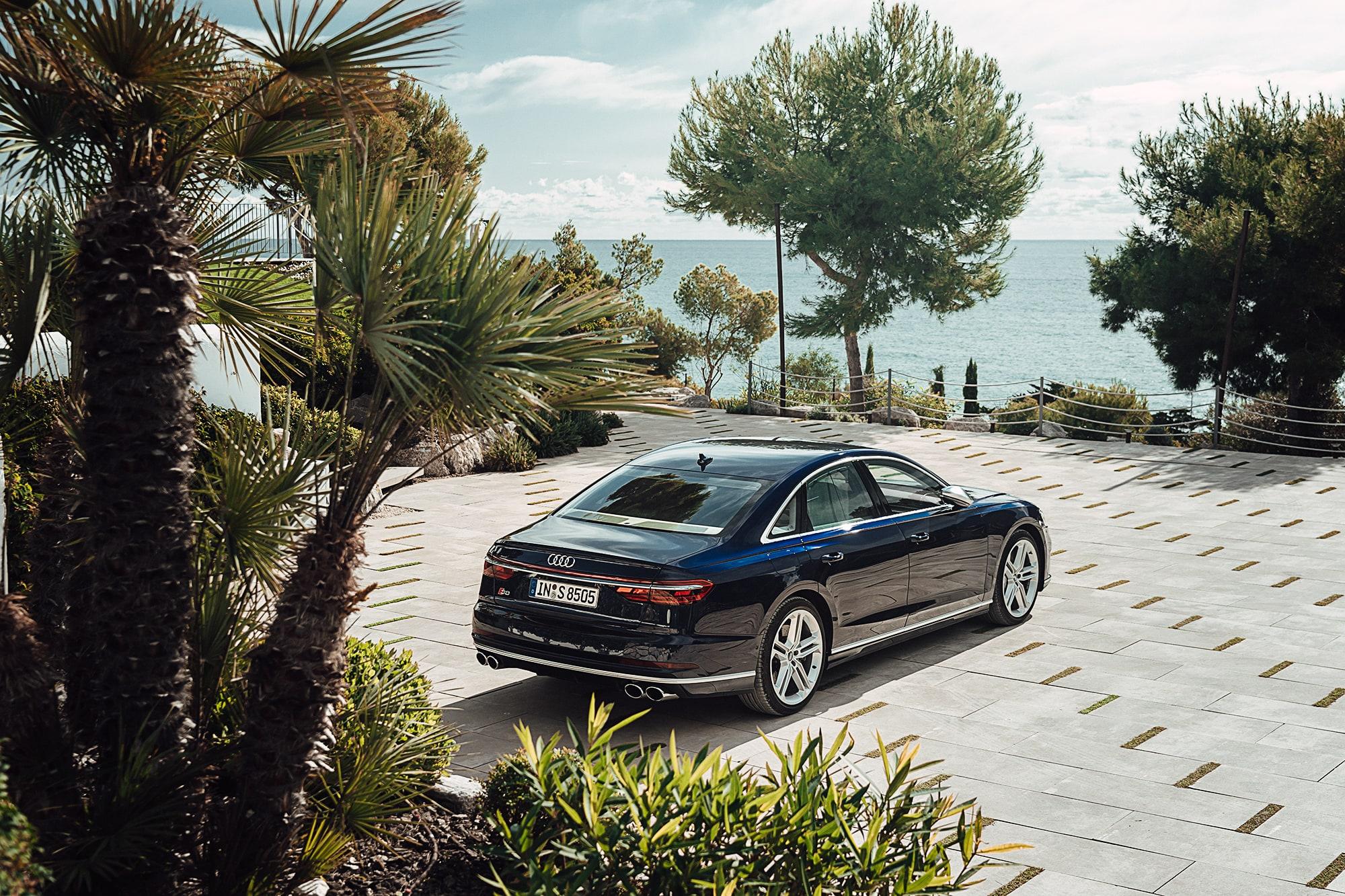 Der neue Audi S8: Komfort und Leistung auf die Spitze getrieben 2