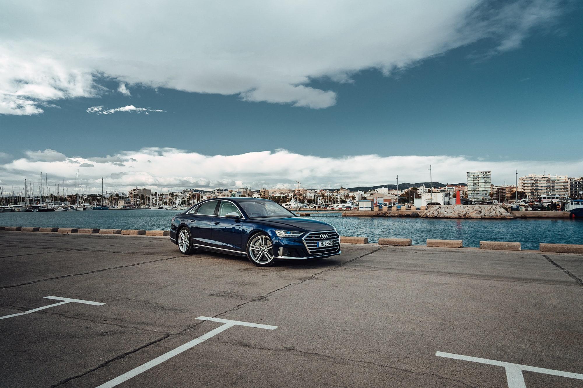 Der neue Audi S8: Komfort und Leistung auf die Spitze getrieben 19