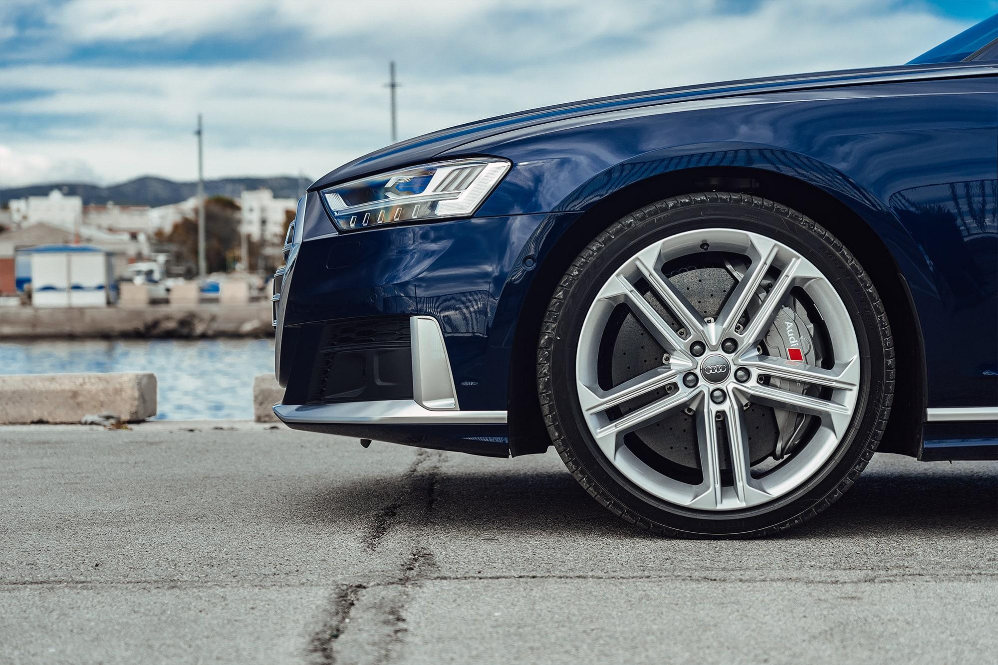 Der neue Audi S8: Komfort und Leistung auf die Spitze getrieben 18