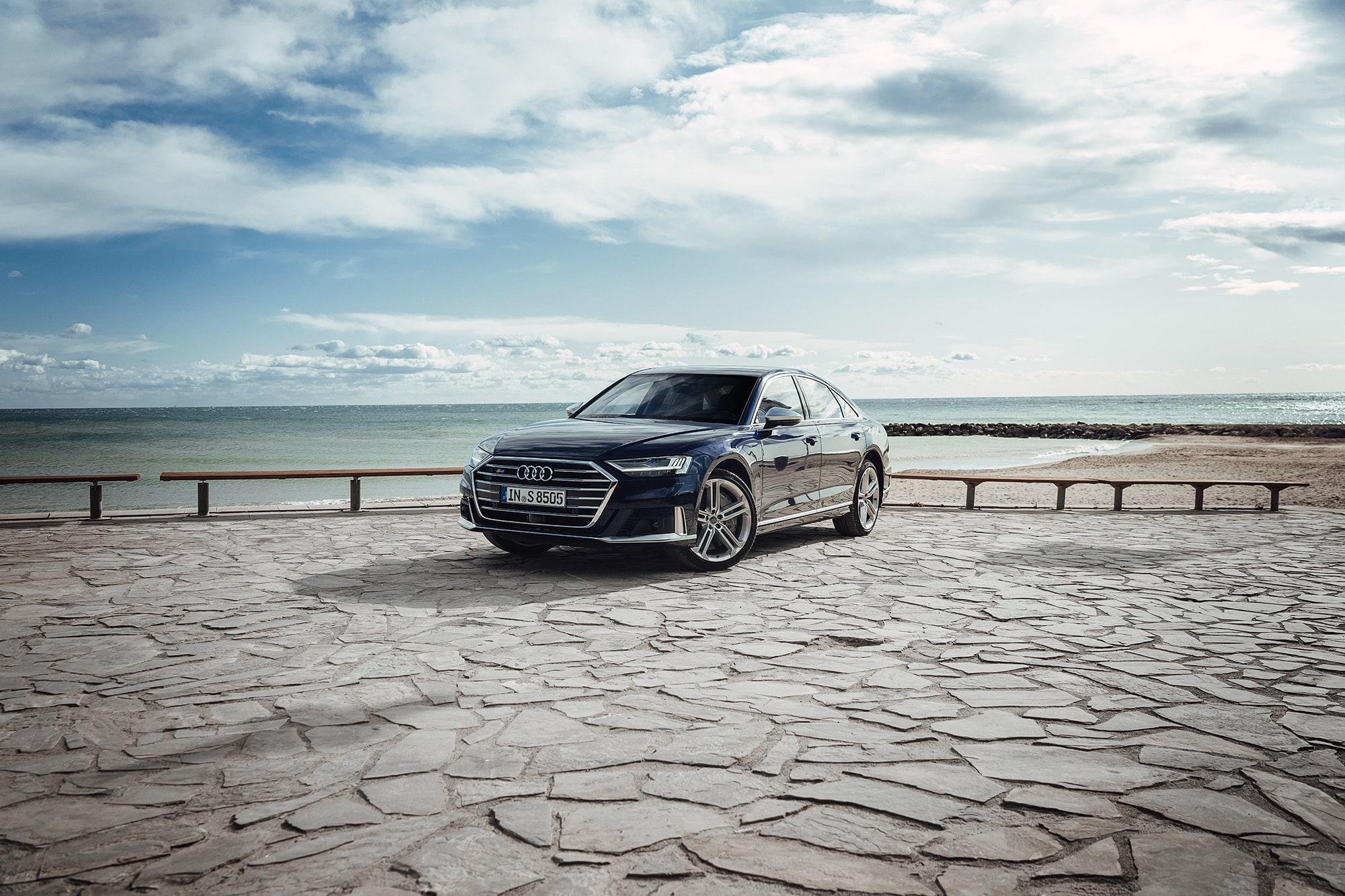 Der neue Audi S8: Komfort und Leistung auf die Spitze getrieben 17