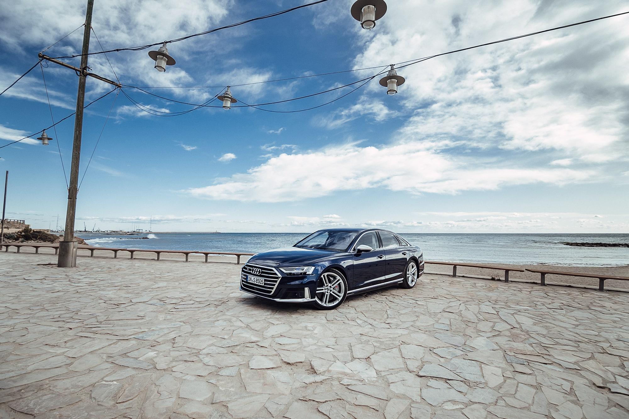 Der neue Audi S8: Komfort und Leistung auf die Spitze getrieben 6