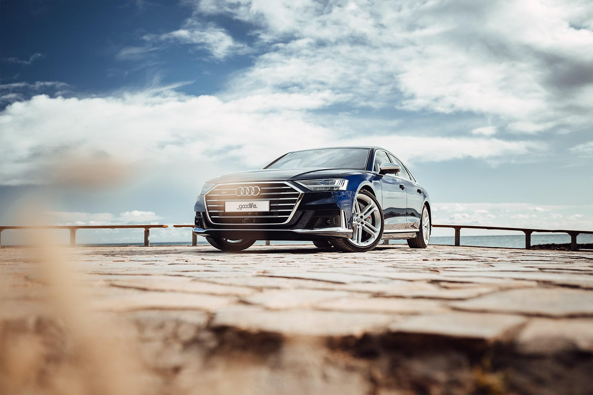 Der neue Audi S8: Komfort und Leistung auf die Spitze getrieben 1