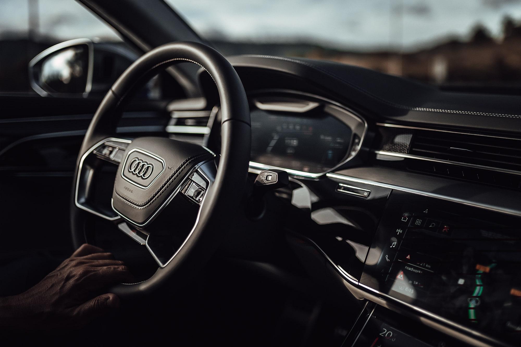 Der neue Audi S8: Komfort und Leistung auf die Spitze getrieben 13