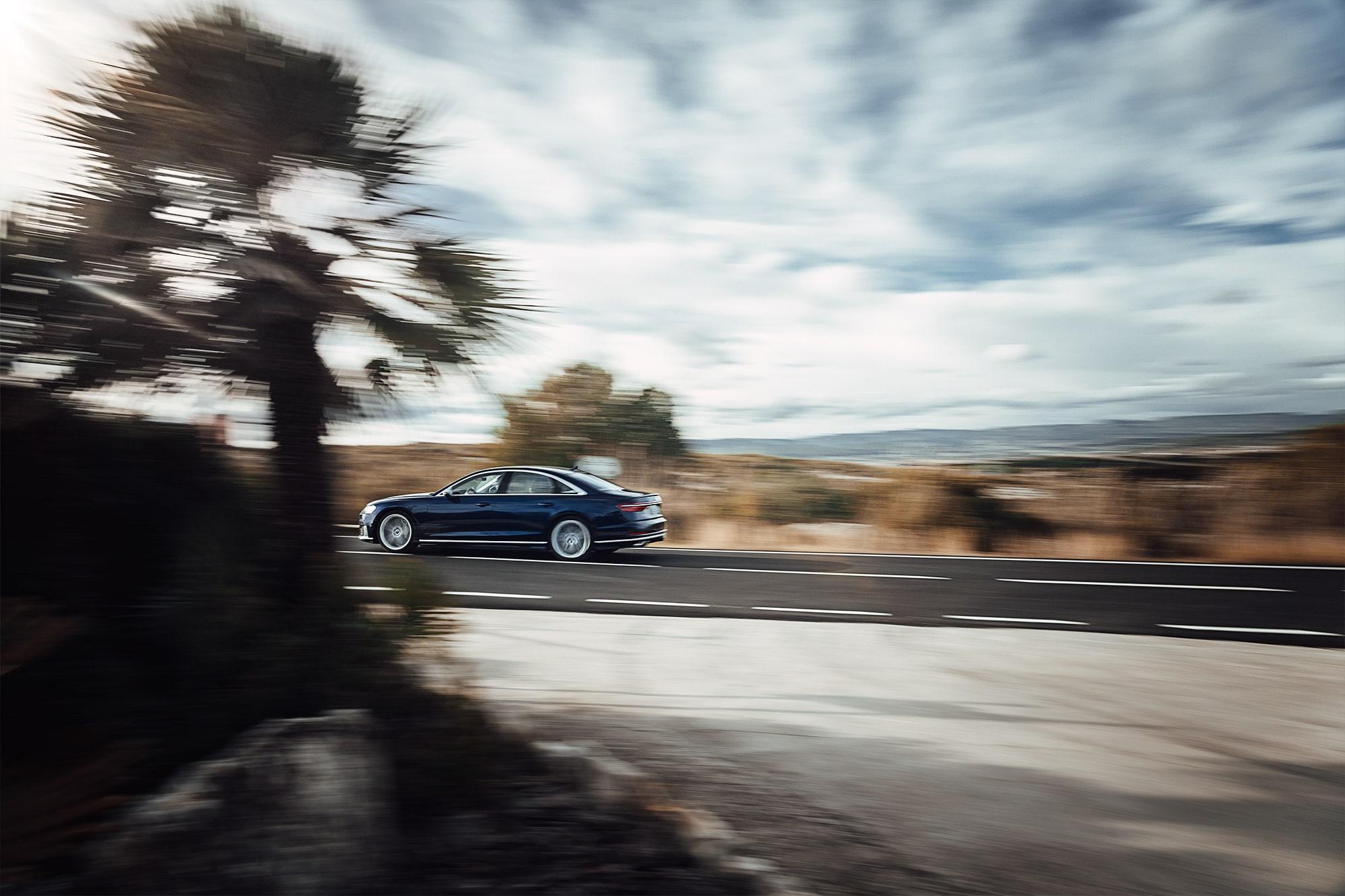 Der neue Audi S8: Komfort und Leistung auf die Spitze getrieben 16