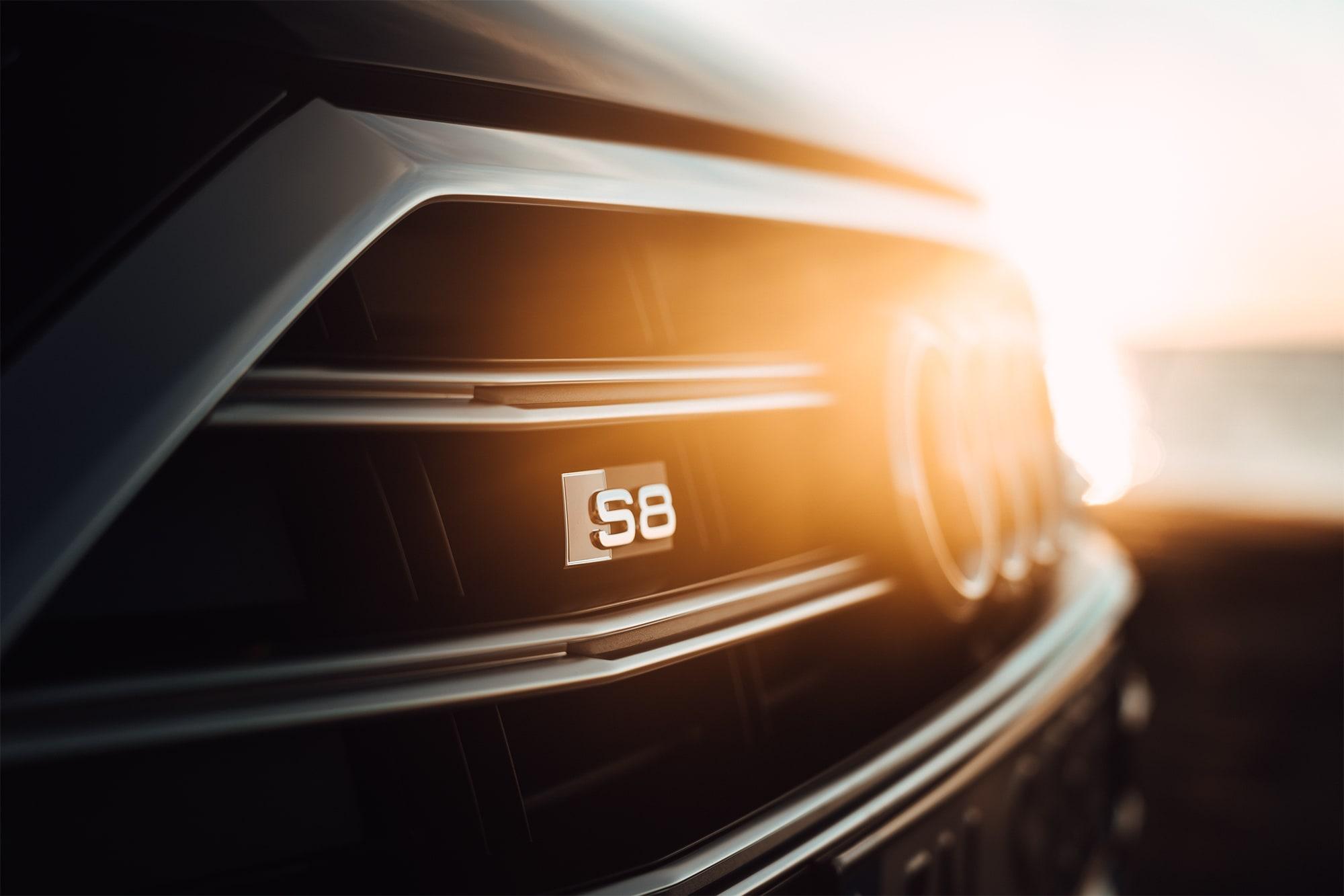 Der neue Audi S8: Komfort und Leistung auf die Spitze getrieben 8