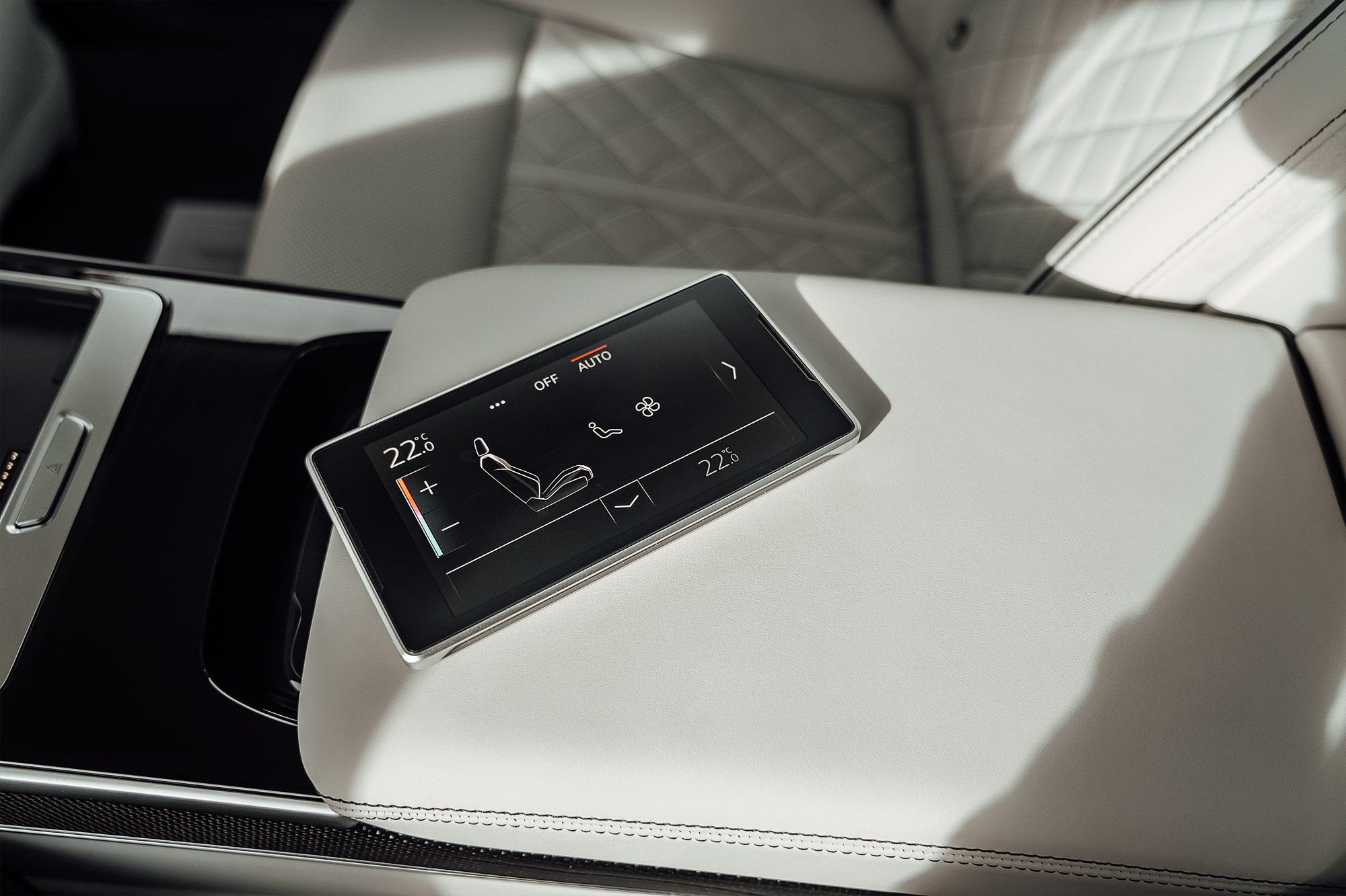 Der neue Audi S8: Komfort und Leistung auf die Spitze getrieben 5