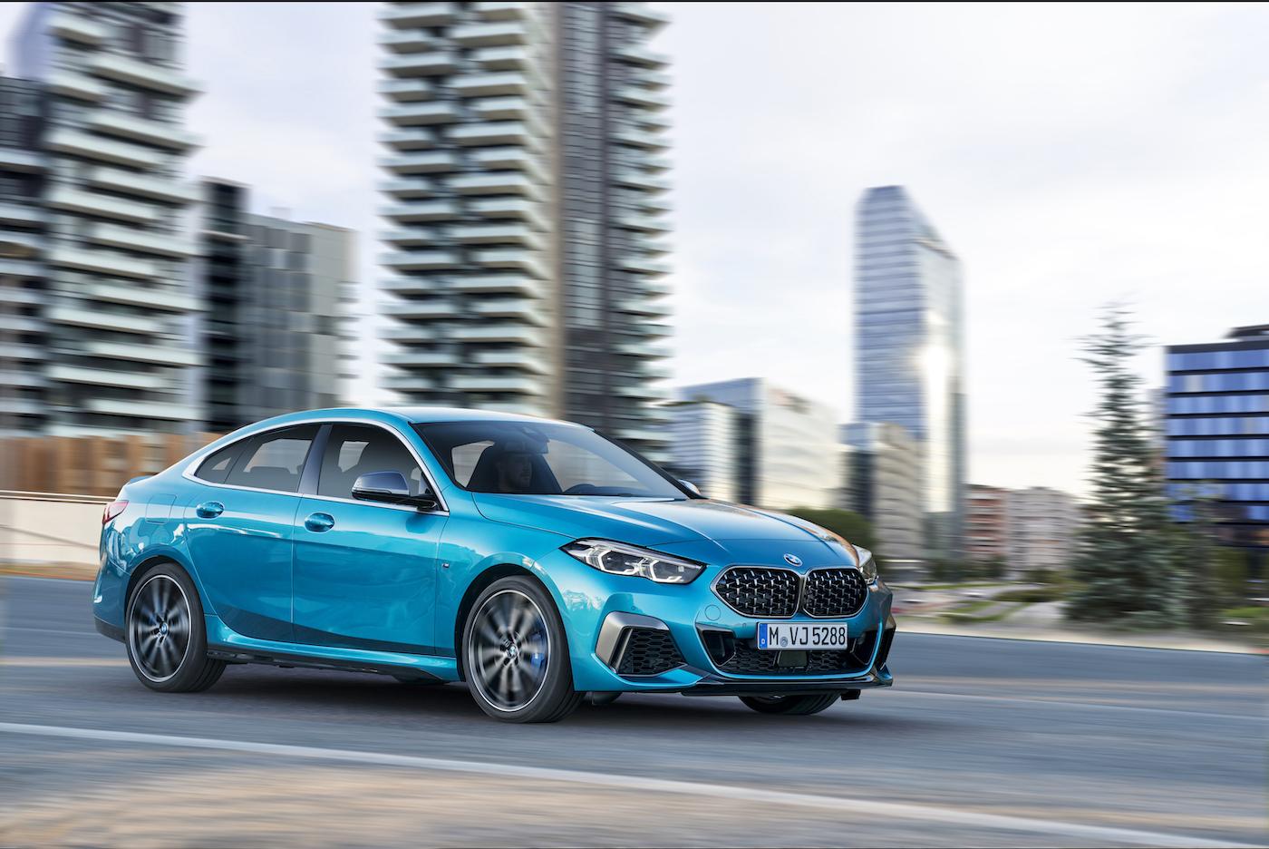 Das neue BMW Gran Coupé: Eine Brücke zwischen Fahrzeugklassen 1