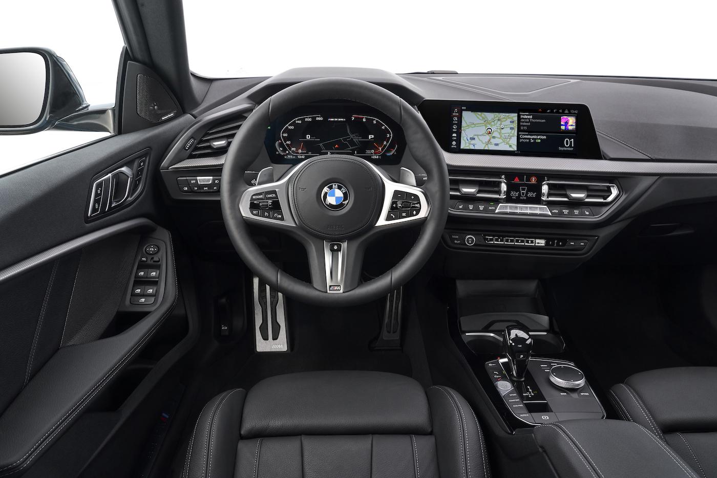 Das neue BMW Gran Coupé: Eine Brücke zwischen Fahrzeugklassen 11