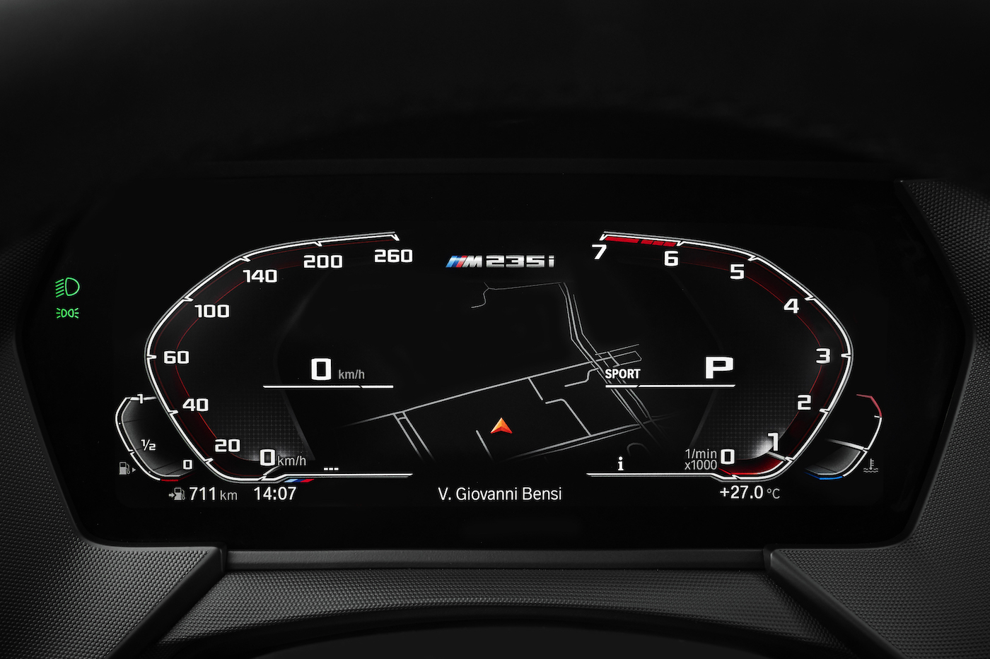 Das neue BMW Gran Coupé: Eine Brücke zwischen Fahrzeugklassen 12