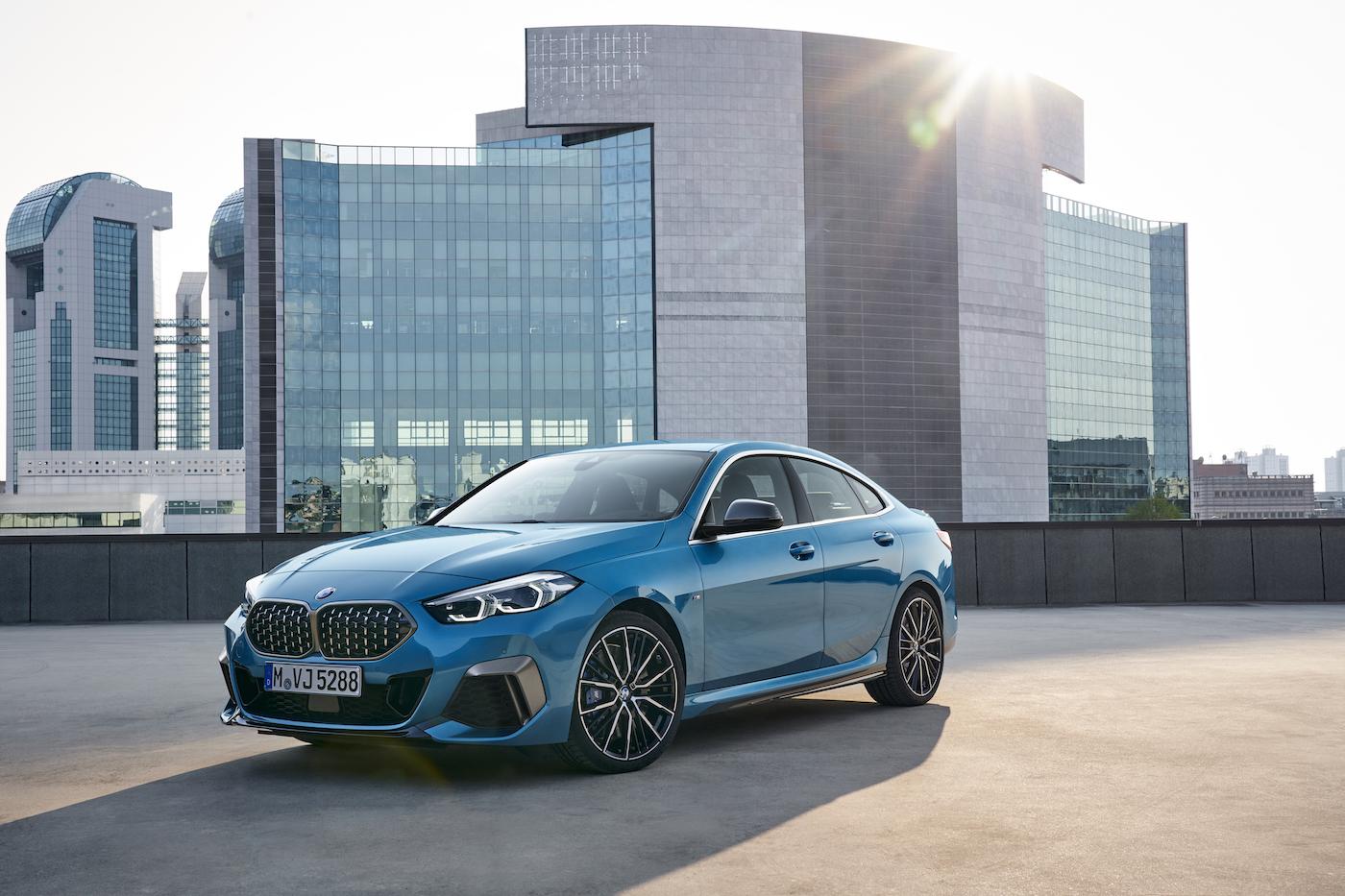Das neue BMW Gran Coupé: Eine Brücke zwischen Fahrzeugklassen 13