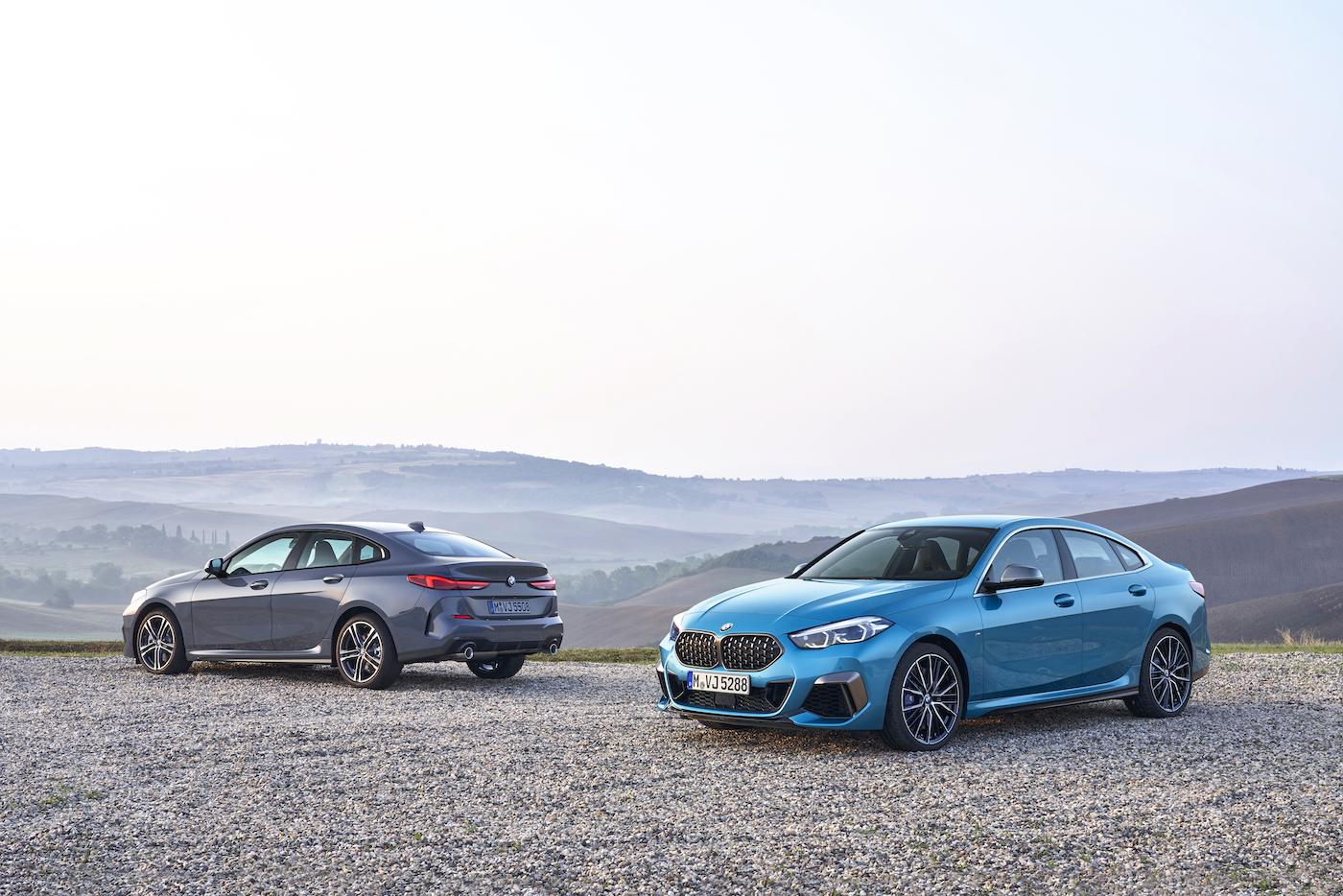 Das neue BMW Gran Coupé: Eine Brücke zwischen Fahrzeugklassen 14