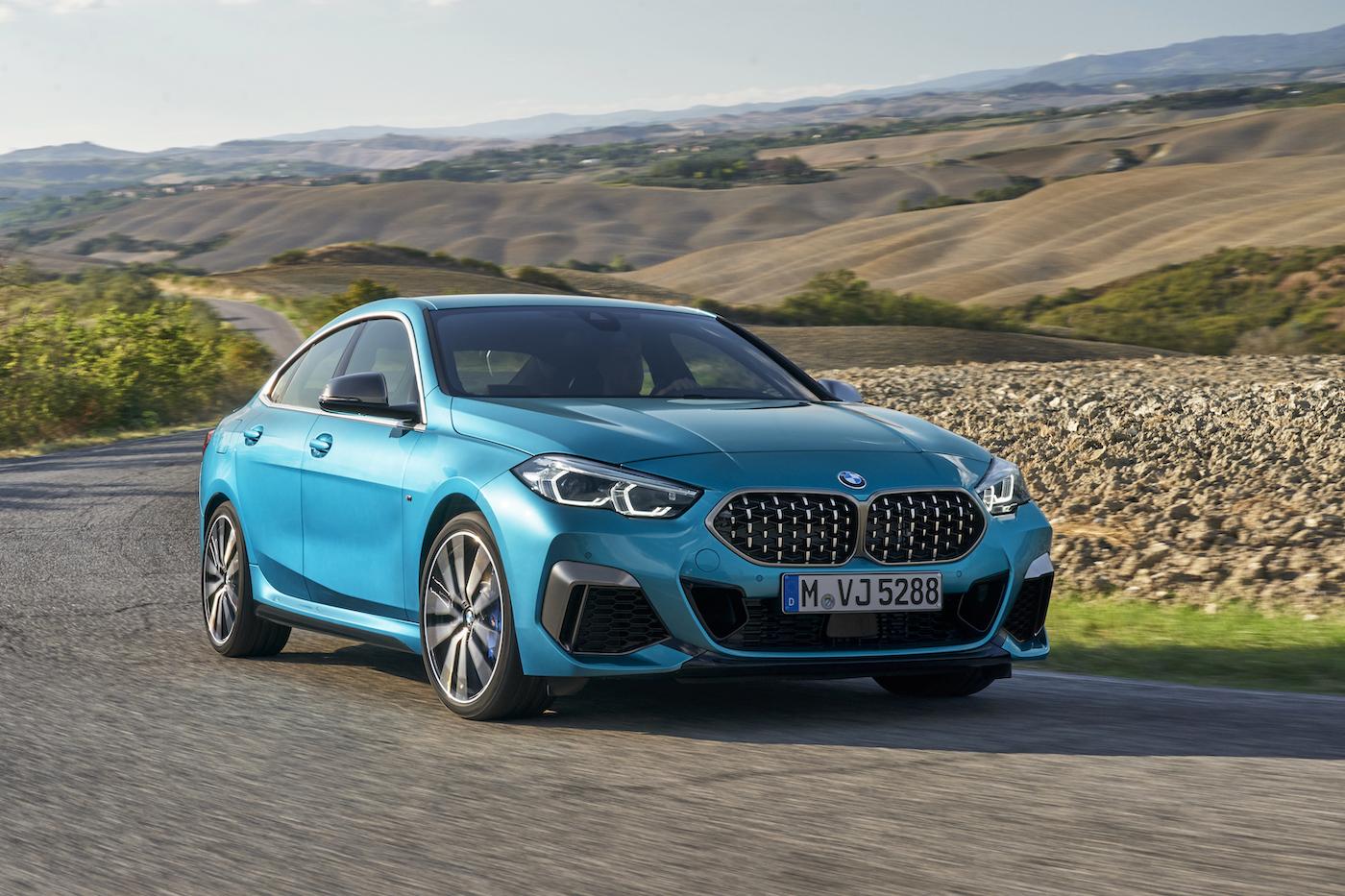 Das neue BMW Gran Coupé: Eine Brücke zwischen Fahrzeugklassen 2