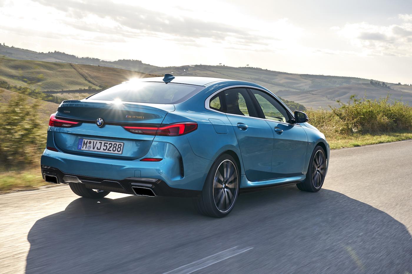 Das neue BMW Gran Coupé: Eine Brücke zwischen Fahrzeugklassen 3