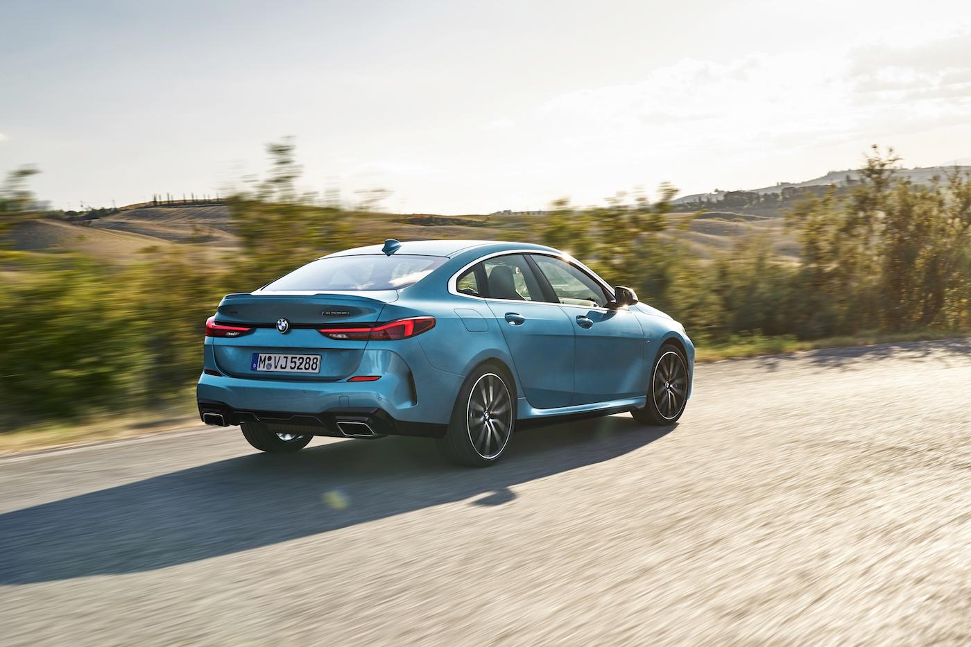 Das neue BMW Gran Coupé: Eine Brücke zwischen Fahrzeugklassen 4