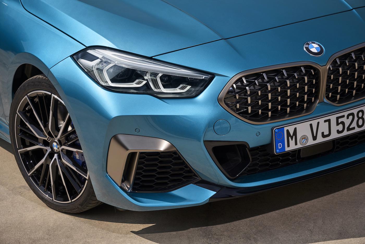Das neue BMW Gran Coupé: Eine Brücke zwischen Fahrzeugklassen 5