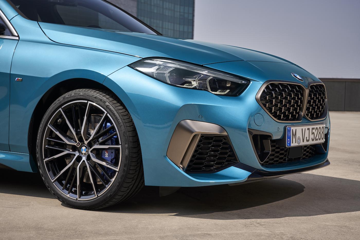 Das neue BMW Gran Coupé: Eine Brücke zwischen Fahrzeugklassen 6