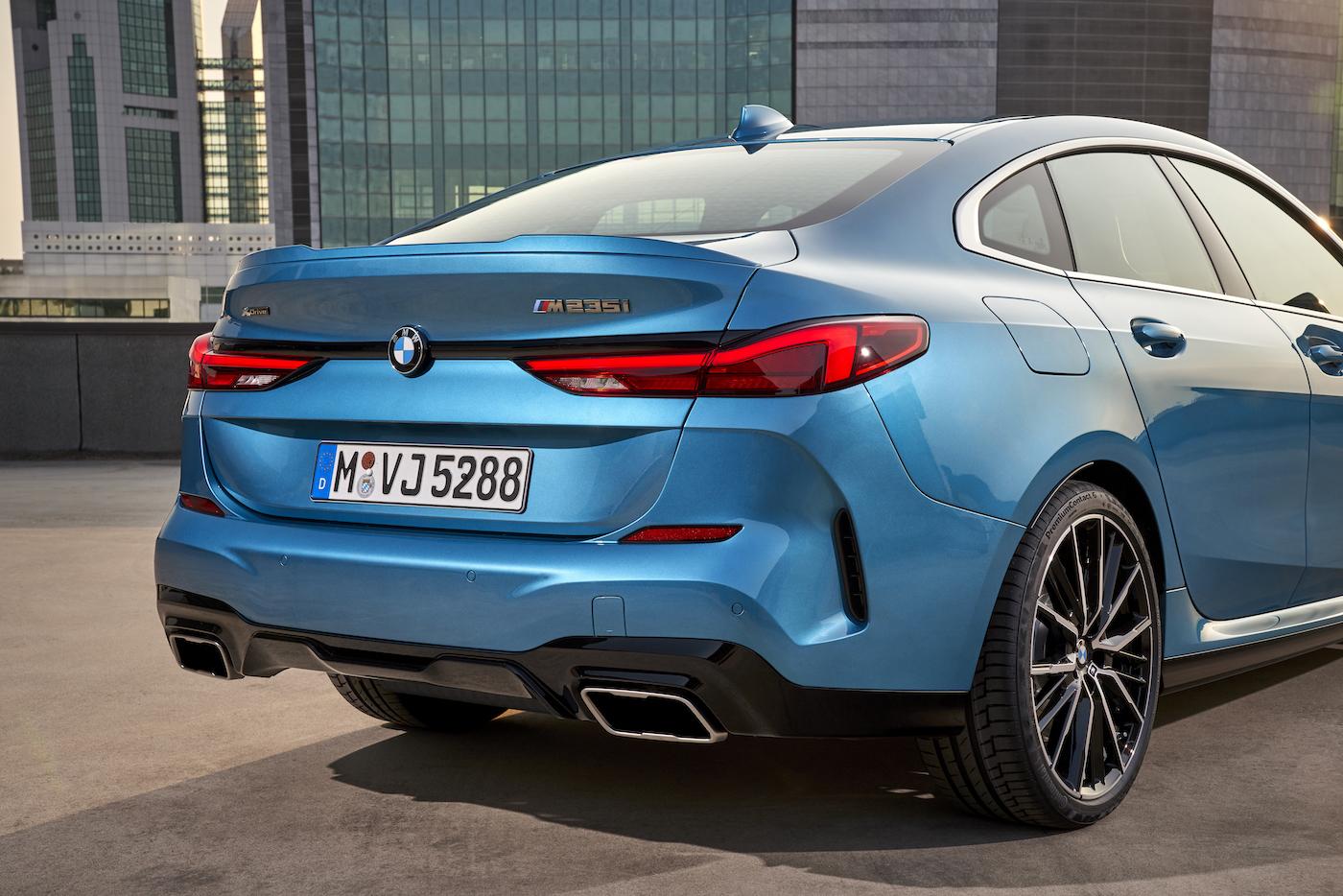 Das neue BMW Gran Coupé: Eine Brücke zwischen Fahrzeugklassen 7