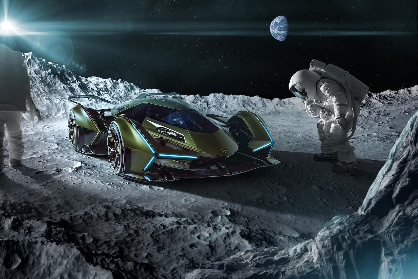 Zu schön, um wahr zu sein: Lamborghini präsentiert den V12 Vision Gran Turismo in Monte Carlo 1