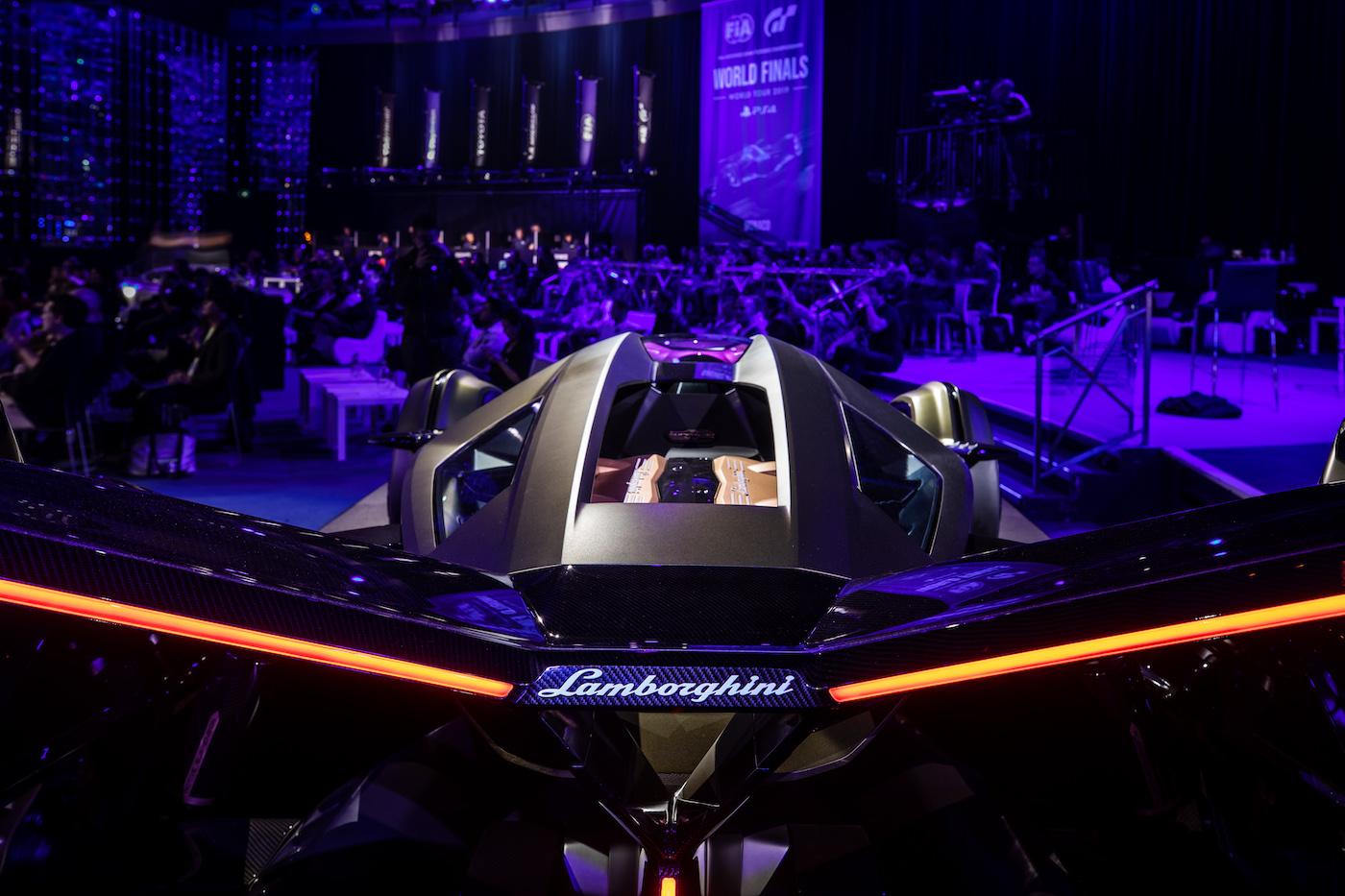 Zu schön, um wahr zu sein: Lamborghini präsentiert den V12 Vision Gran Turismo in Monte Carlo 14