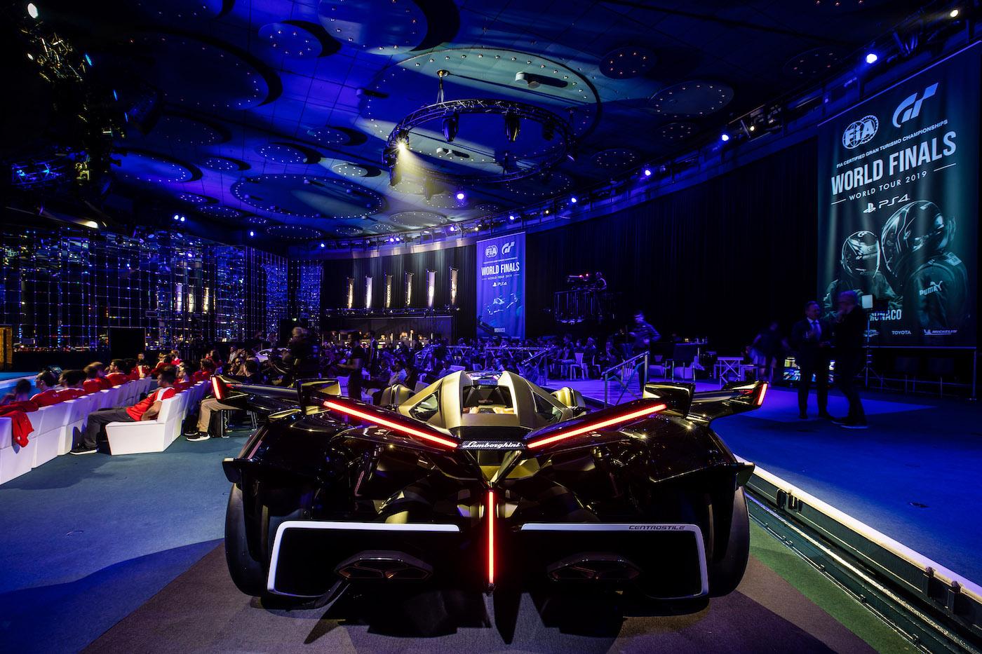 Zu schön, um wahr zu sein: Lamborghini präsentiert den V12 Vision Gran Turismo in Monte Carlo 15