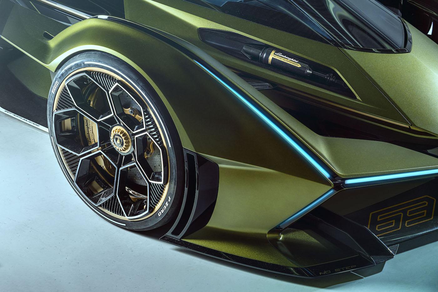 Zu schön, um wahr zu sein: Lamborghini präsentiert den V12 Vision Gran Turismo in Monte Carlo 3