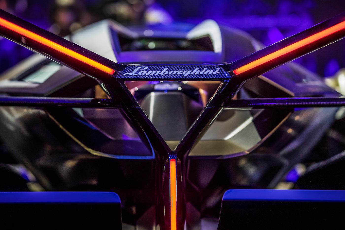 Zu schön, um wahr zu sein: Lamborghini präsentiert den V12 Vision Gran Turismo in Monte Carlo 19