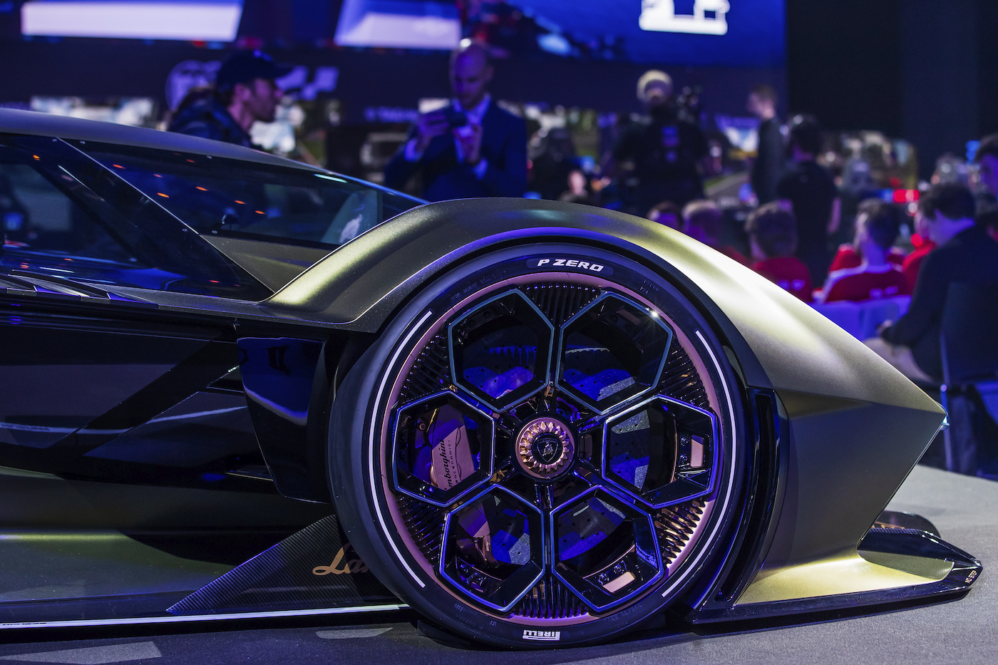 Zu schön, um wahr zu sein: Lamborghini präsentiert den V12 Vision Gran Turismo in Monte Carlo 22