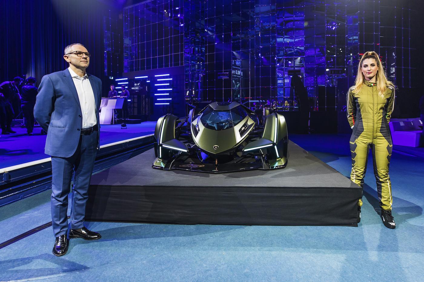 Zu schön, um wahr zu sein: Lamborghini präsentiert den V12 Vision Gran Turismo in Monte Carlo 25