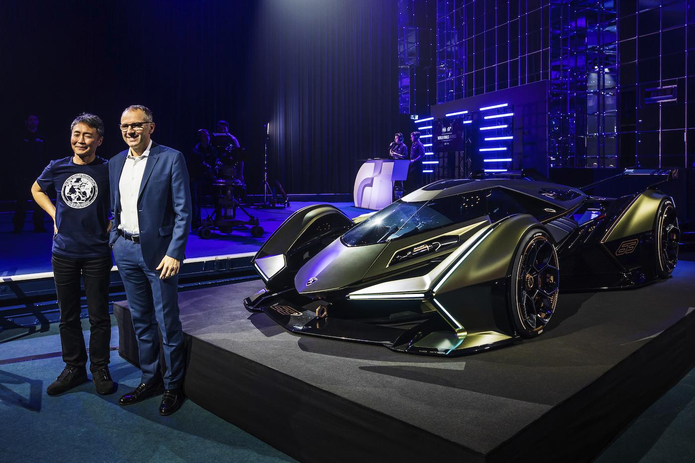 Zu schön, um wahr zu sein: Lamborghini präsentiert den V12 Vision Gran Turismo in Monte Carlo 27