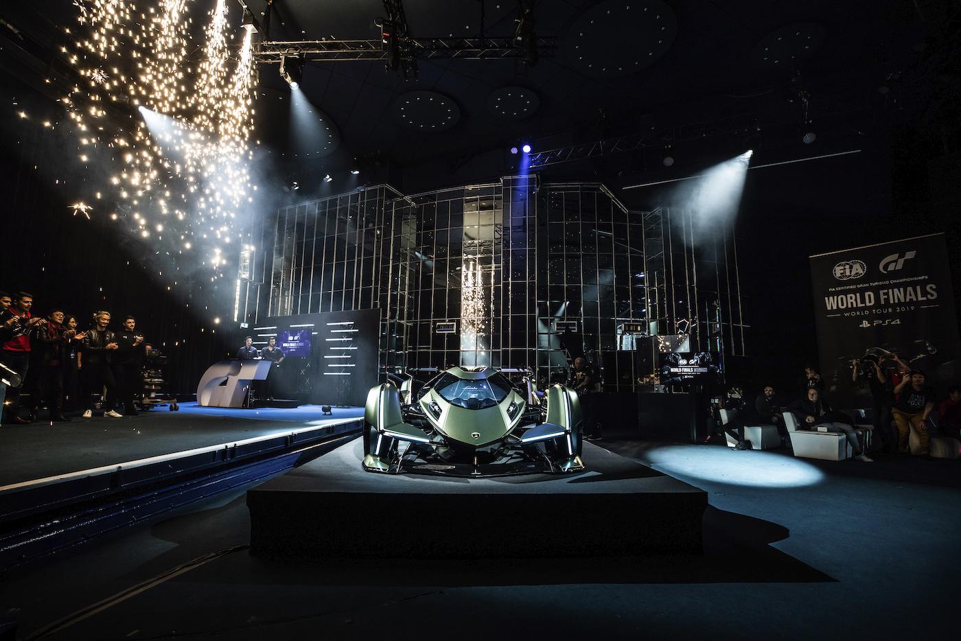 Zu schön, um wahr zu sein: Lamborghini präsentiert den V12 Vision Gran Turismo in Monte Carlo 28