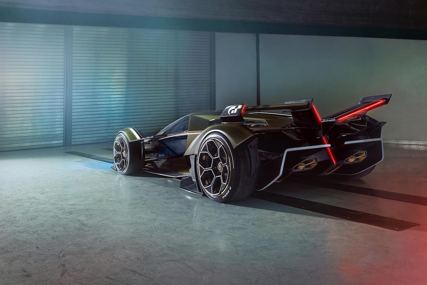 Zu schön, um wahr zu sein: Lamborghini präsentiert den V12 Vision Gran Turismo in Monte Carlo 6
