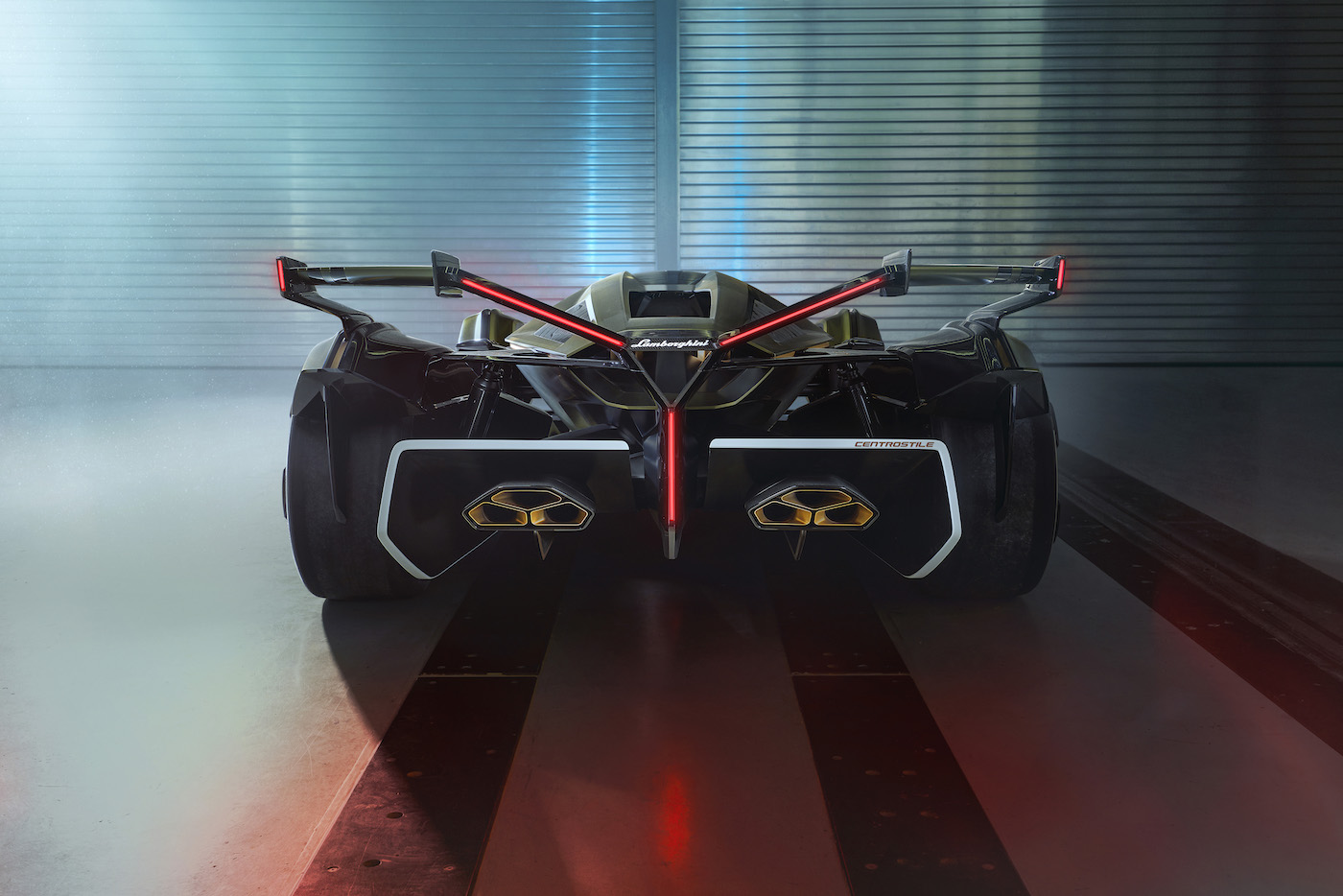 Zu schön, um wahr zu sein: Lamborghini präsentiert den V12 Vision Gran Turismo in Monte Carlo 10