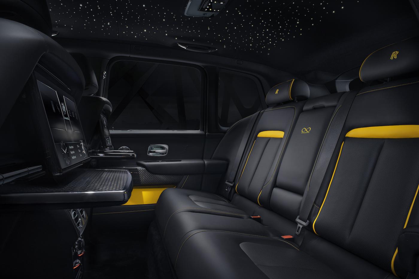 Rolls-Royce Cullinan Black Badge: Stärker als stark, schwärzer als die Nacht 2