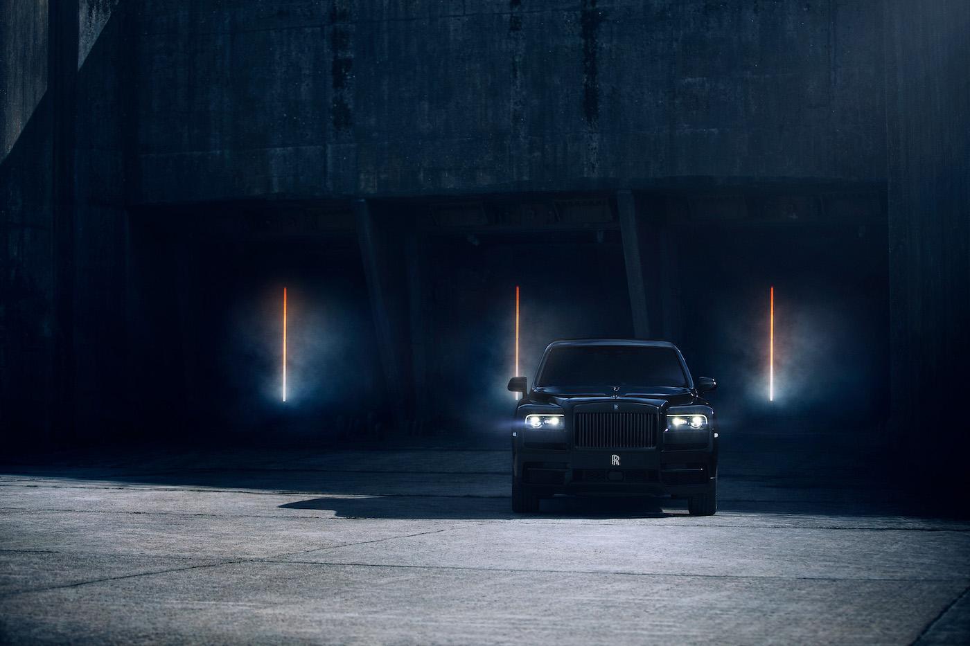 Rolls-Royce Cullinan Black Badge: Stärker als stark, schwärzer als die Nacht 10