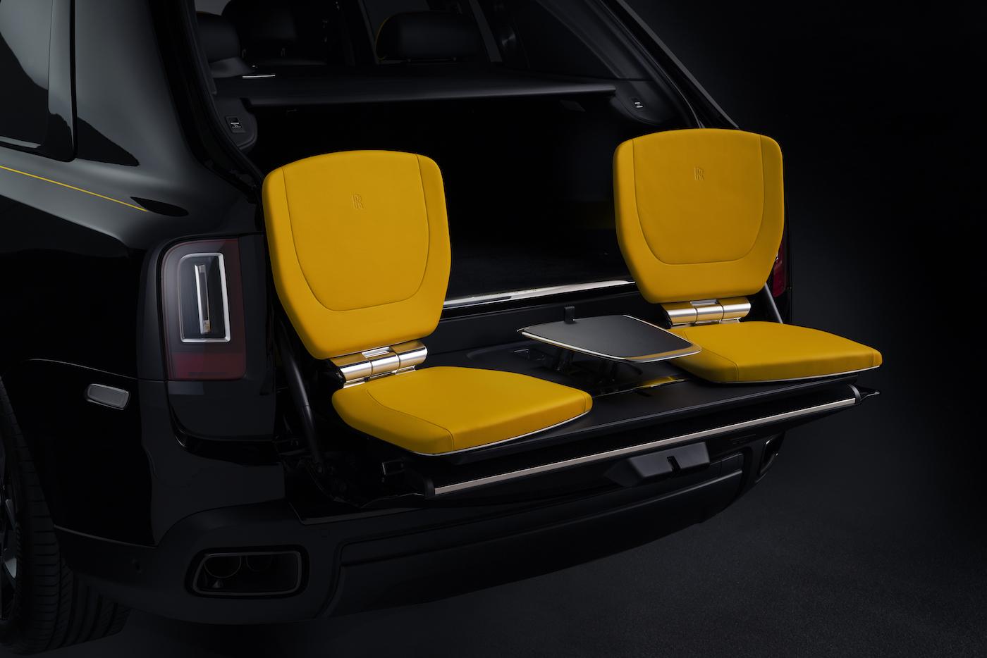 Rolls-Royce Cullinan Black Badge: Stärker als stark, schwärzer als die Nacht 4