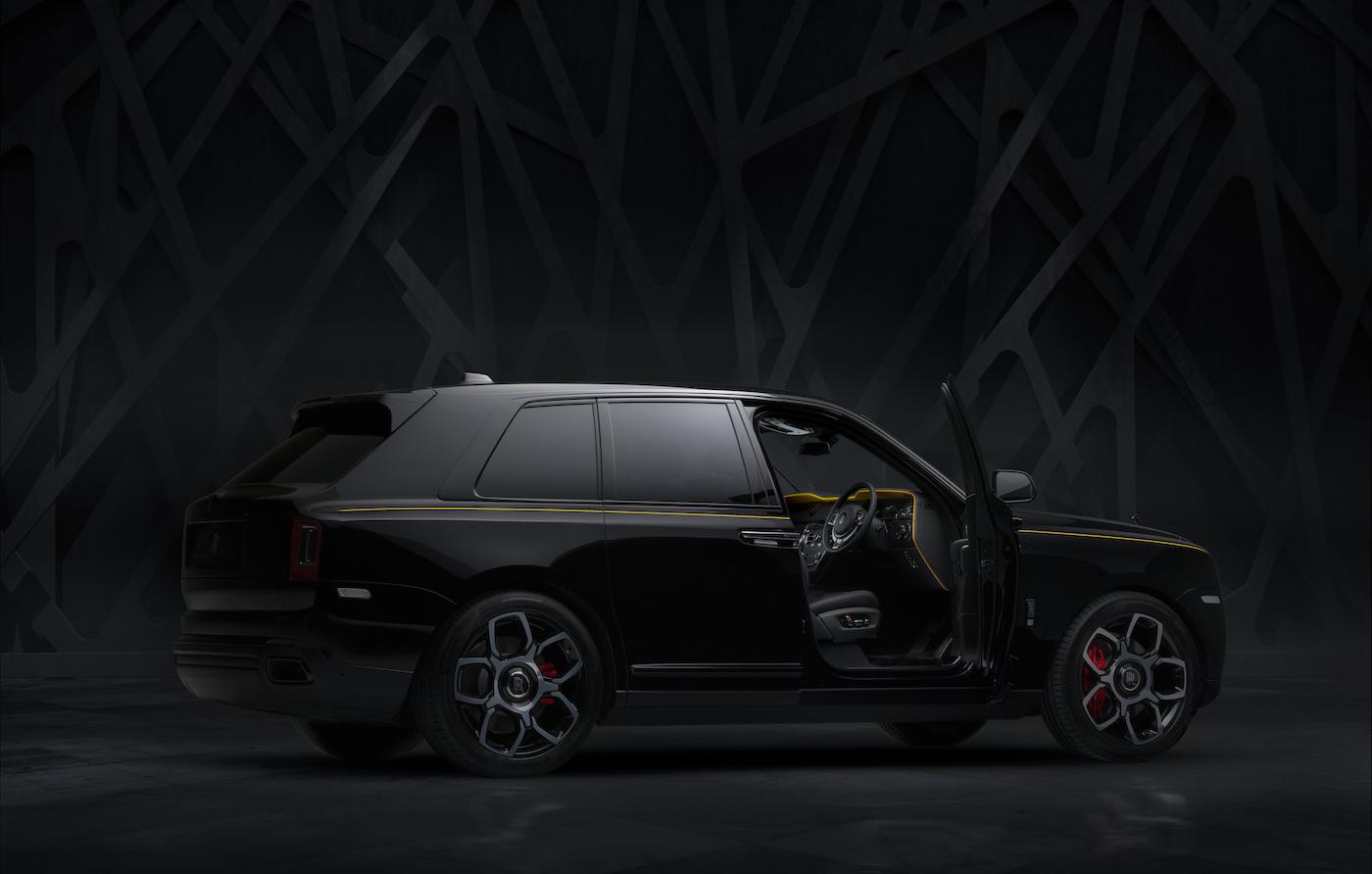 Rolls-Royce Cullinan Black Badge: Stärker als stark, schwärzer als die Nacht 1