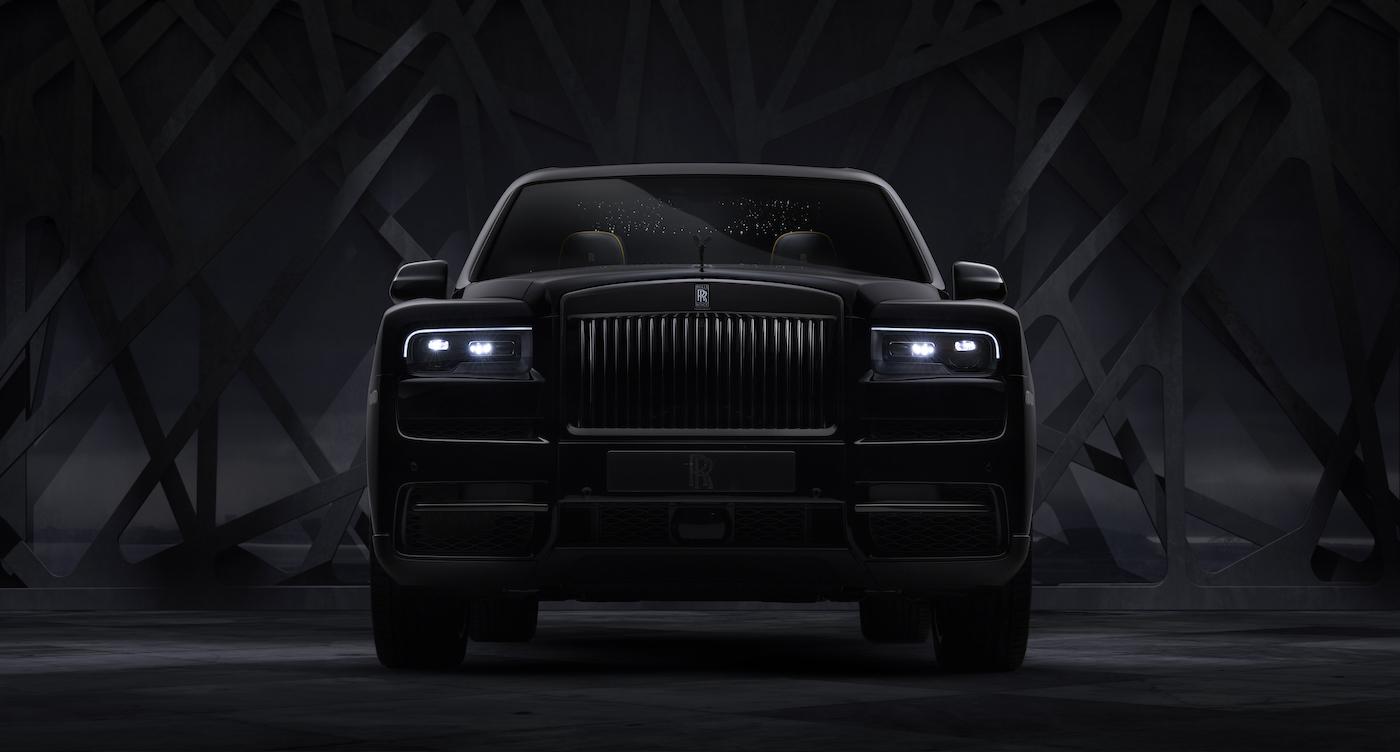 Rolls-Royce Cullinan Black Badge: Stärker als stark, schwärzer als die Nacht 7