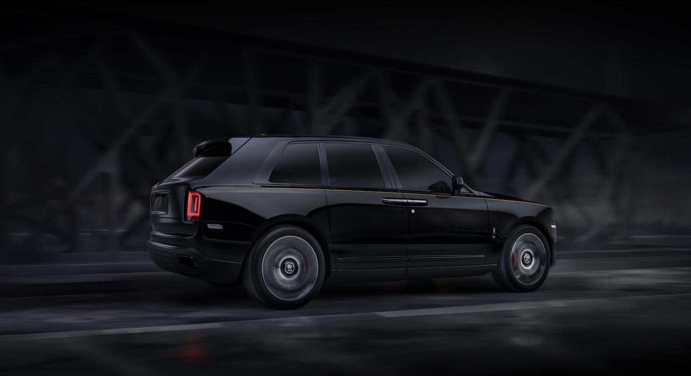 Rolls-Royce Cullinan Black Badge: Stärker als stark, schwärzer als die Nacht 8