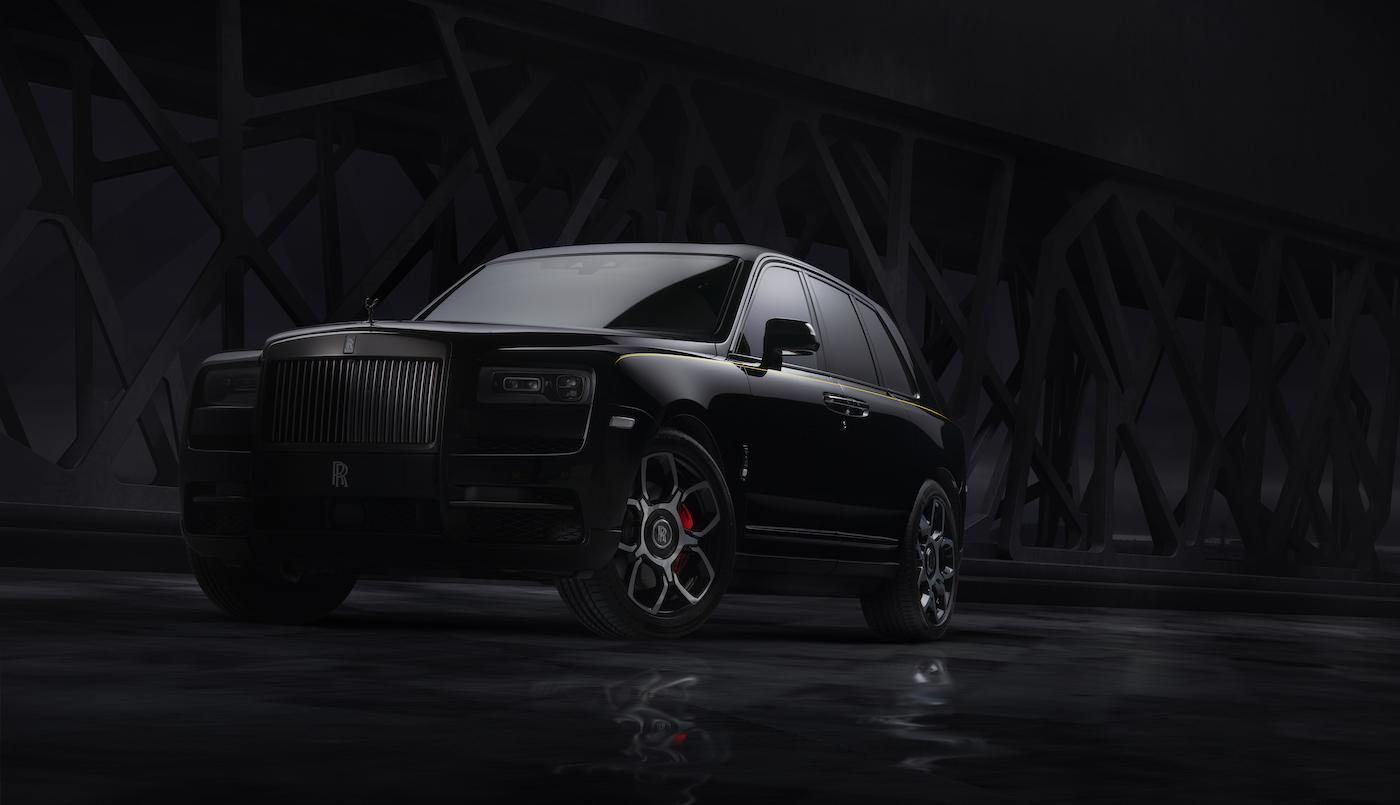 Rolls-Royce Cullinan Black Badge: Stärker als stark, schwärzer als die Nacht 9
