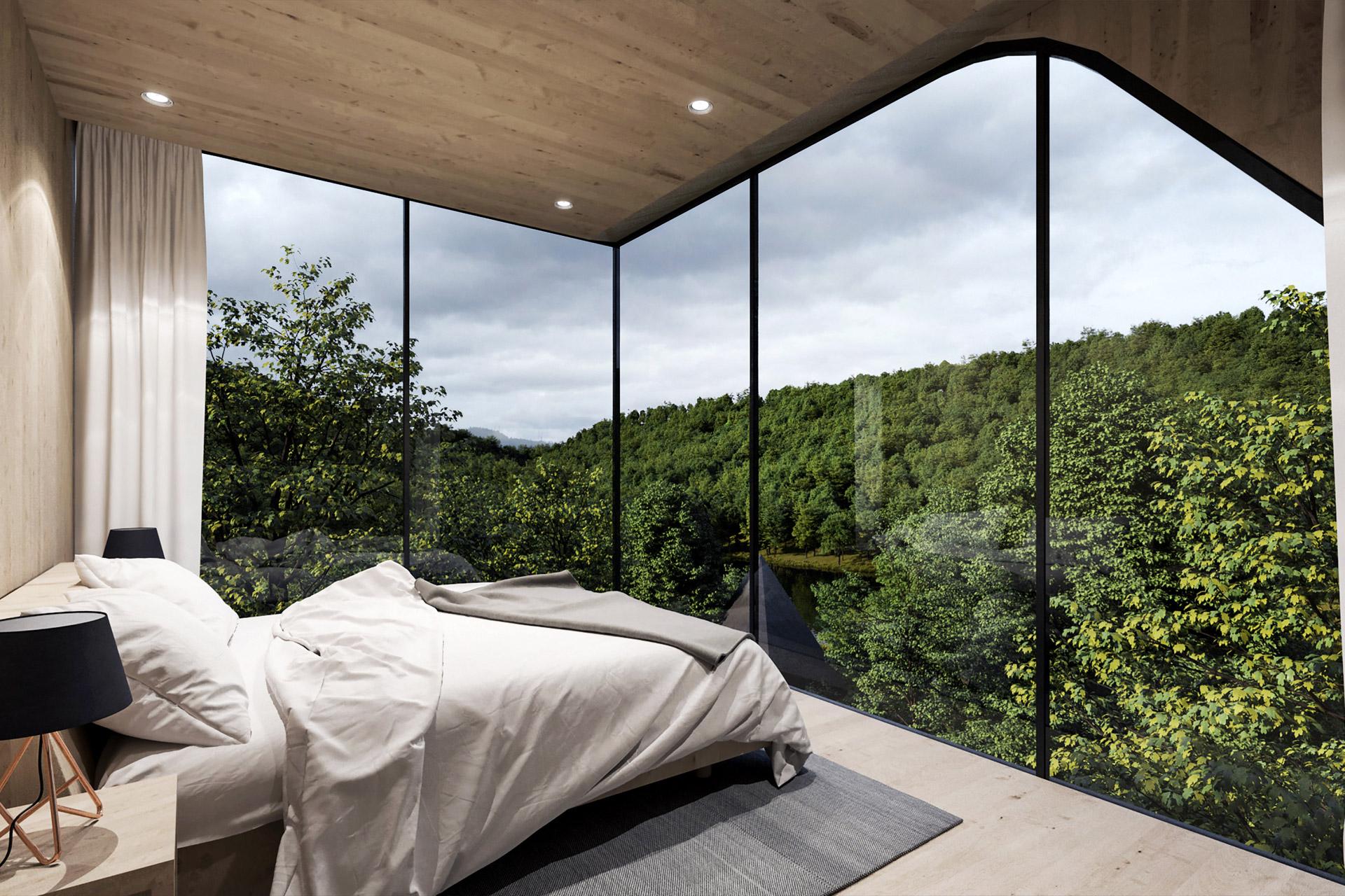Wild, wundervoll und nachhaltig: Die Dawson Lake Tree Houses 3