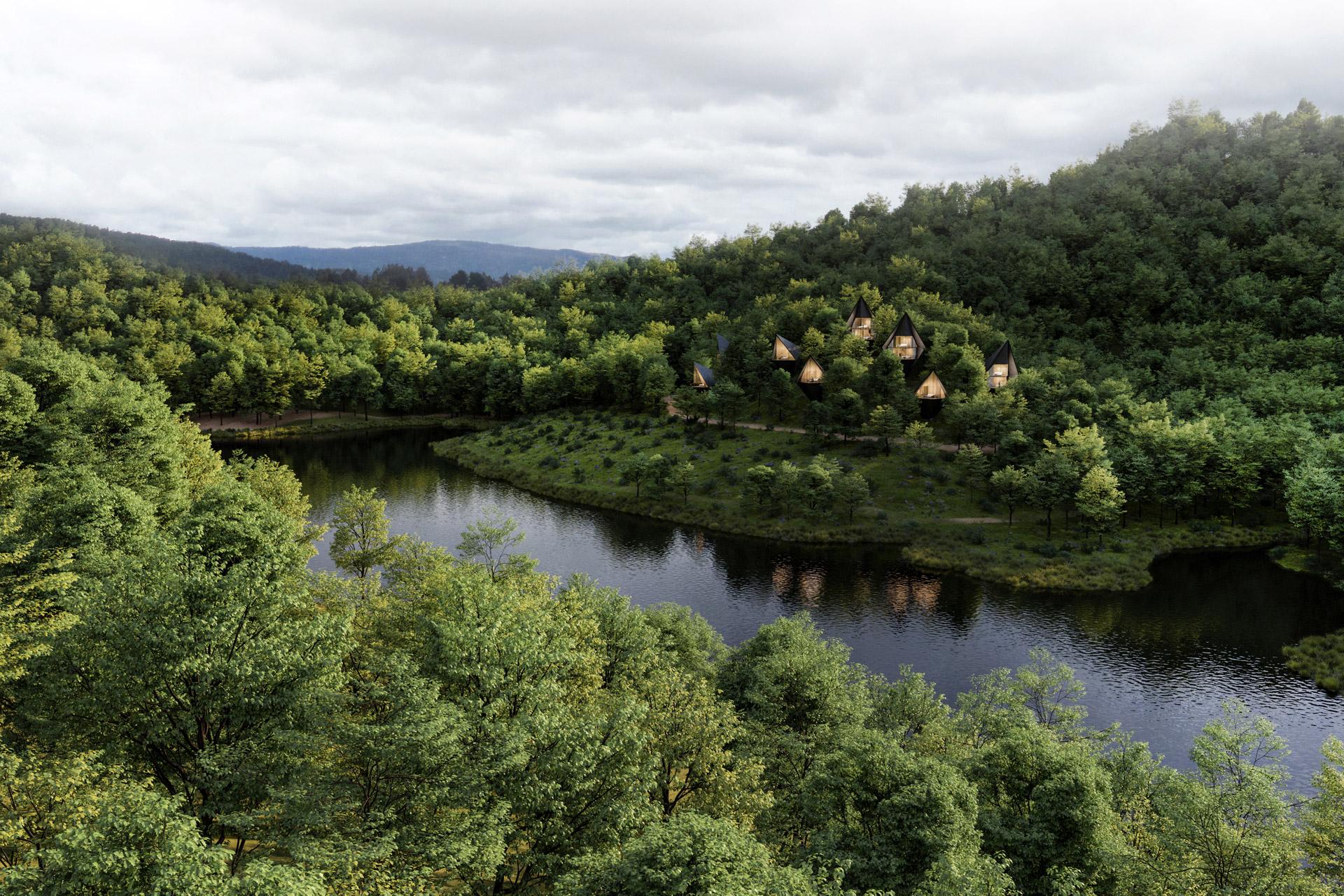 Wild, wundervoll und nachhaltig: Die Dawson Lake Tree Houses 4