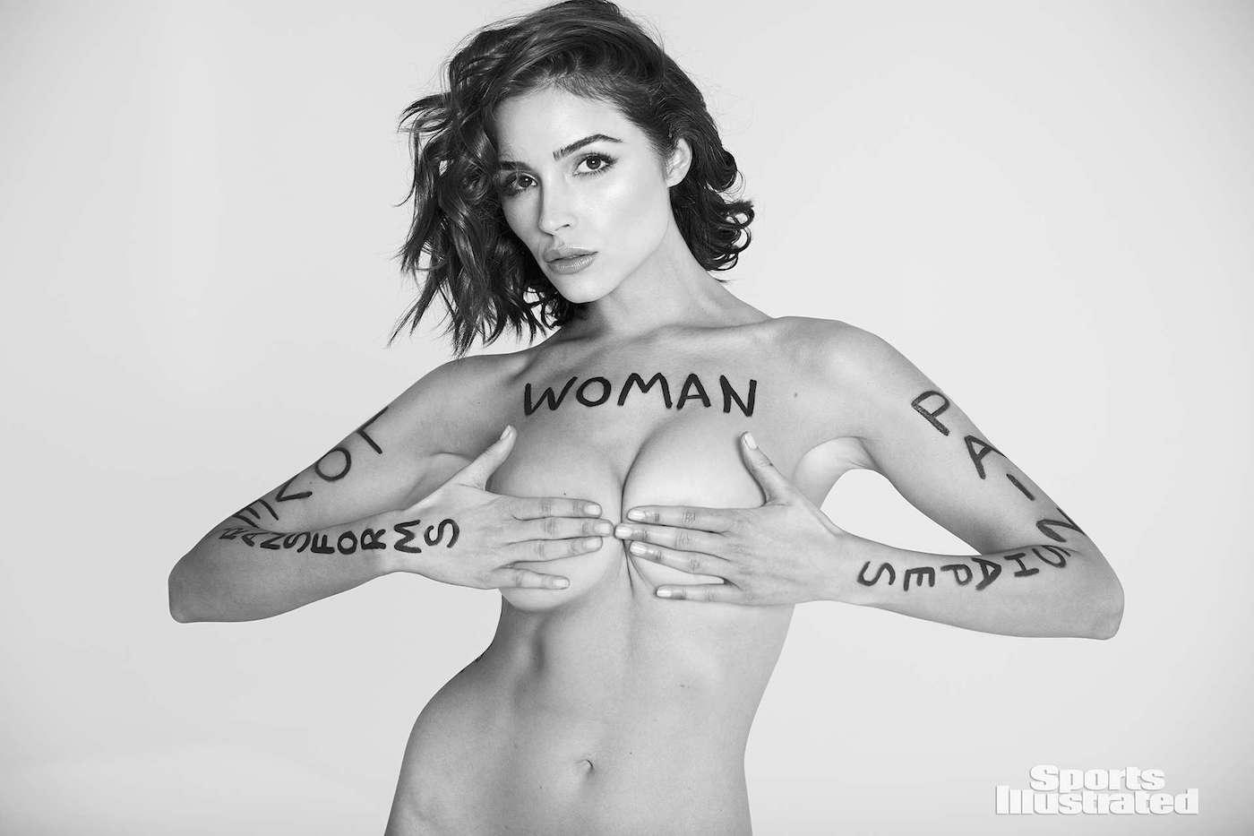 """""""In Her Own Words"""": Nackte Ehrlichkeit mit Olivia Culpo 7"""