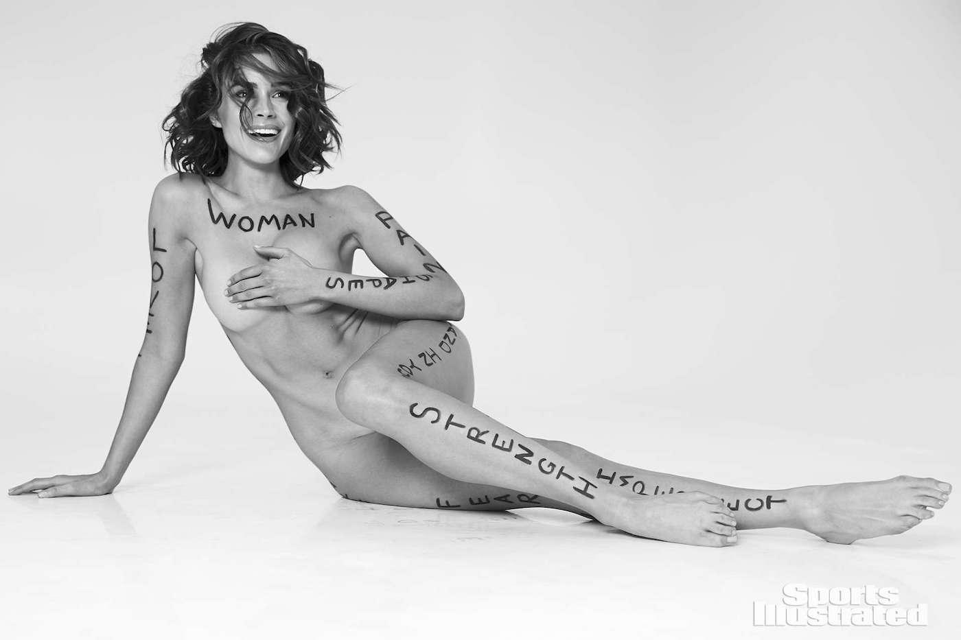 """""""In Her Own Words"""": Nackte Ehrlichkeit mit Olivia Culpo 9"""