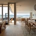 Ein Blick in Jason Stathams Strandhaus in Malibu, Kalifornien
