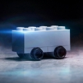 LEGO Trolls Tesla's Cybertruck With Its Own Shatterproofed Version