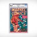 Erster Marvel-Comic für 1,26 Millionen Dollar versteigert