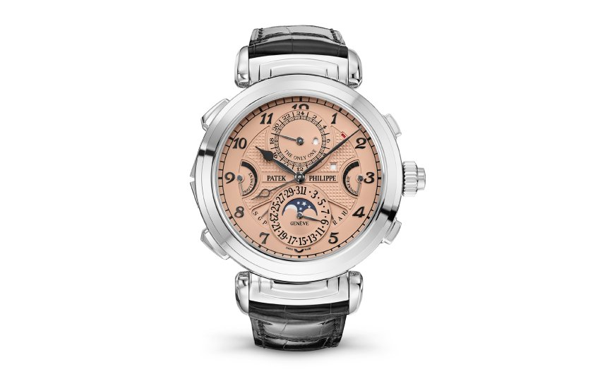 Die teuerste Uhr der Welt: Patek Philippe Uhr für Rekordsumme versteigert 1