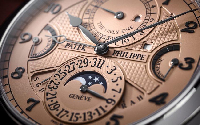 Die teuerste Uhr der Welt: Patek Philippe Uhr für Rekordsumme versteigert 4