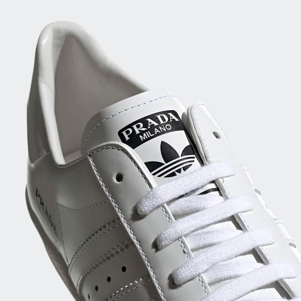 Prada for Adidas: Der ikonischer Superstar Sneaker wird neuinterpretiert 12